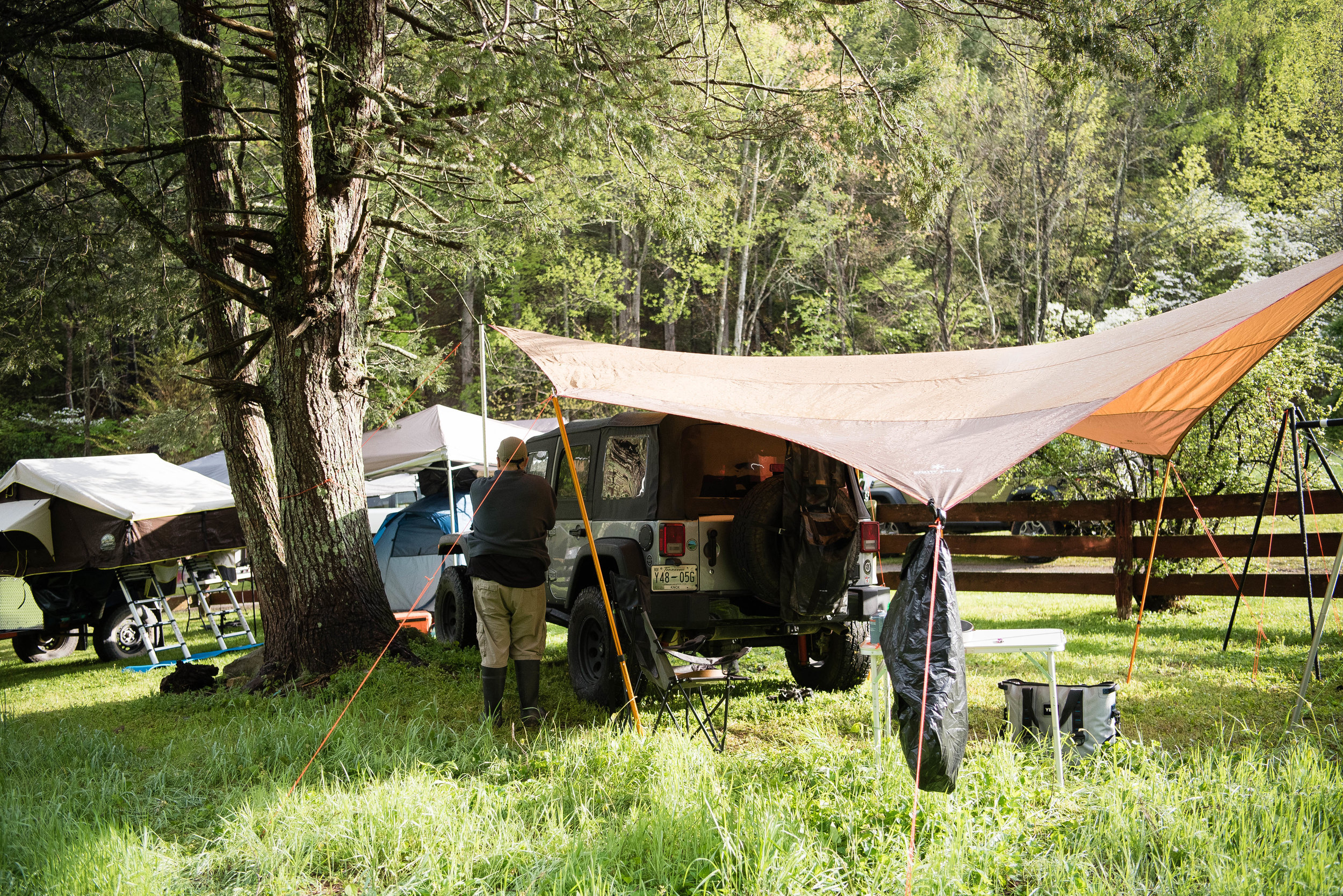 Smoky Mountain Overland Rally