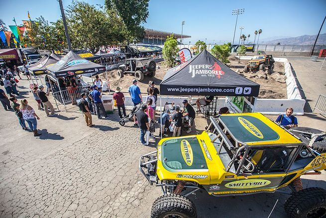 Off Road Expo Pomona